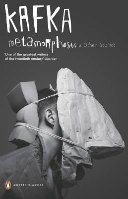 Okładka książki Metamorphosis and Other Stories