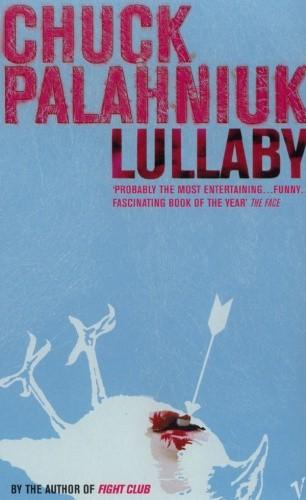Okładka książki Lullaby