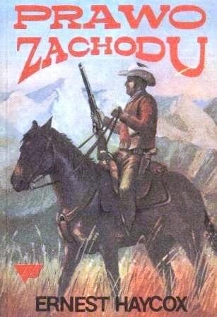 Okładka książki Prawo zachodu