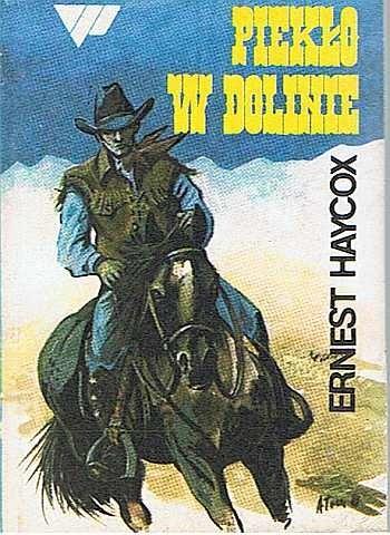 Okładka książki Piekło w dolinie