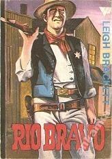 Okładka książki Rio Bravo