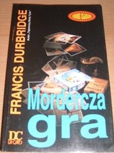 Okładka książki Mordercza gra