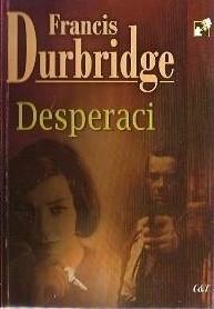 Okładka książki Desperaci