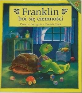 Okładka książki Franklin boi się ciemności