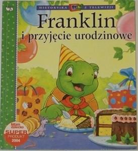 Okładka książki Franklin i przyjęcie urodzinowe