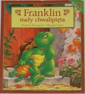 Okładka książki Franklin mały chwalipięta