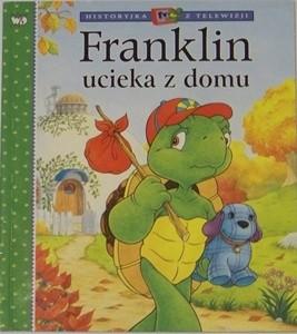 Okładka książki Franklin ucieka z domu