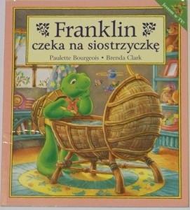 Okładka książki Franklin czeka na siostrzyczkę