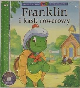 Okładka książki Franklin i kask rowerowy