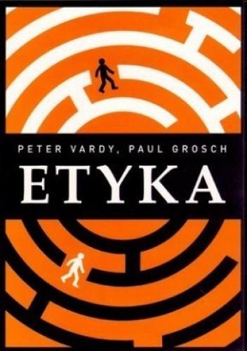Okładka książki Etyka