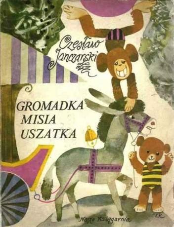 Okładka książki Gromadka Misia Uszatka