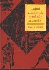 Okładka książki Tajná znamení, symboly a znaky