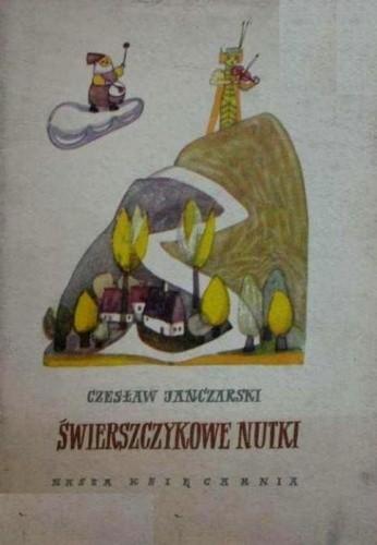 Okładka książki Świerszczykowe nutki