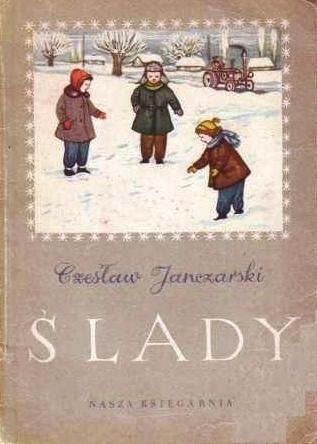 Okładka książki Ślady