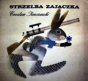 Okładka książki Strzelba Zajączka