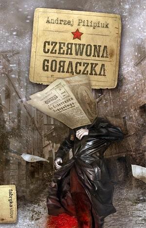 Okładka książki Czerwona gorączka