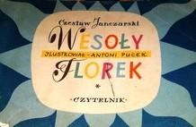 Okładka książki Wesoły Florek