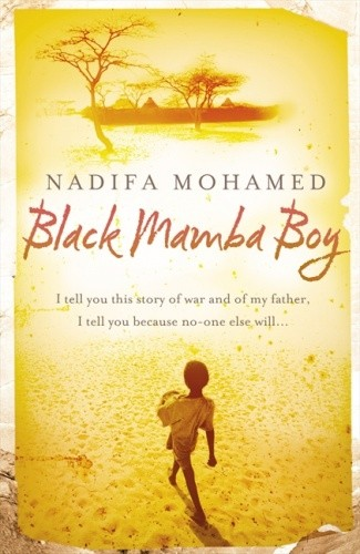 Okładka książki Black Mamba Boy