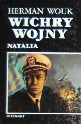 Okładka książki Wichry wojny. Natalia
