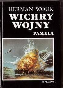 Okładka książki Wichry wojny t.2 Pamela