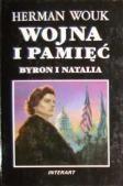 Okładka książki Wojna i pamięć t.2 Byron i Natalia