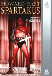 Okładka książki Spartakus