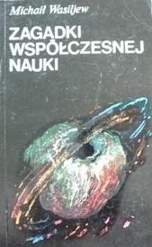 Okładka książki Zagadki współczesnej nauki