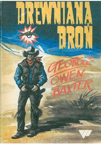 Okładka książki Drewniana broń