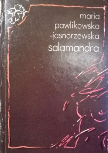 Okładka książki Salamandra. Wybór