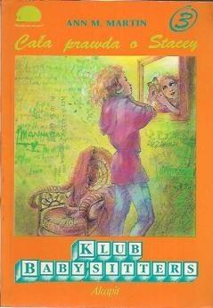 Okładka książki Cała prawda o Stacey