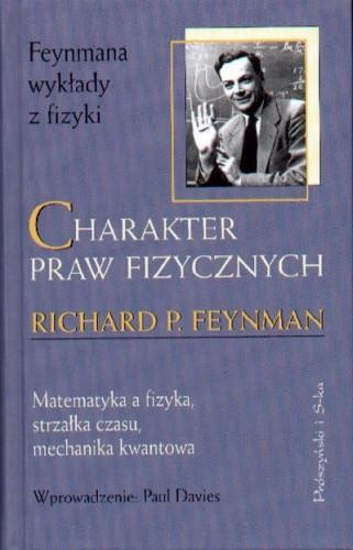 Okładka książki Charakter praw fizycznych