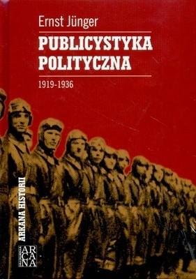 Okładka książki Publicystyka polityczna 1919 - 1936