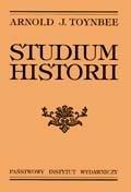 Okładka książki Studium historii. Skrót dokonany przez D.C. Somervella