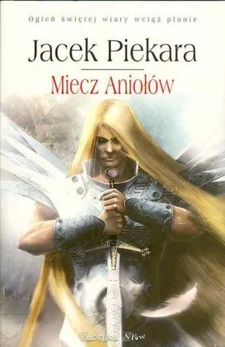Okładka książki Miecz Aniołów