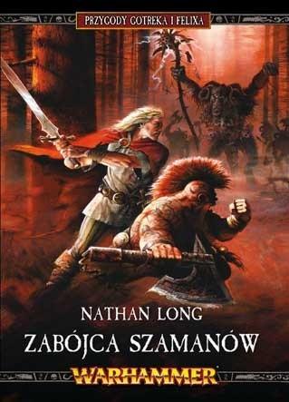 Okładka książki Zabójca szamanów