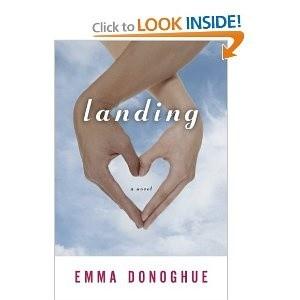 Okładka książki Landing