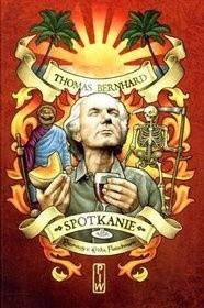 Okładka książki Spotkanie. Rozmowy z Kristą Fleischmann