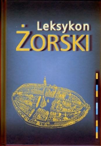 Okładka książki Leksykon Żorski