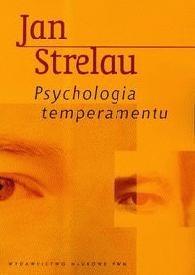 Okładka książki Psychologia temperamentu
