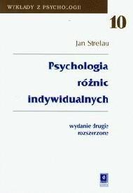 Okładka książki Psychologia różnic indywidualnych