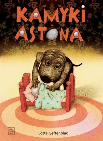 Okładka książki Kamyki Astona
