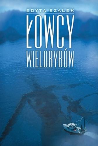 Okładka książki Łowcy wielorybów