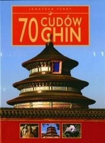 Okładka książki 70 cudów Chin