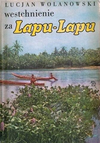 Okładka książki Westchnienie za Lapu-Lapu