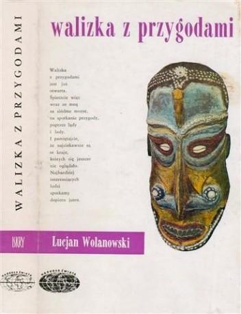 Okładka książki Walizka z przygodami