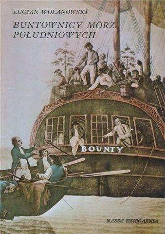 Okładka książki Buntownicy mórz południowych