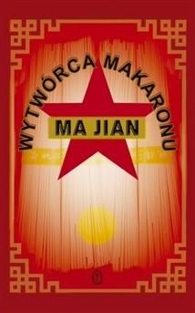 Okładka książki Wytwórca makaronu