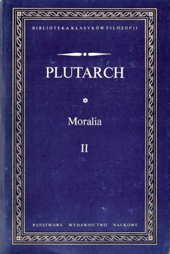 Okładka książki Moralia (Wybór) II