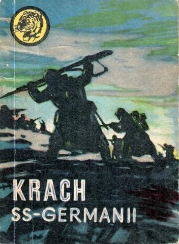 Okładka książki Krach SS-Germanii