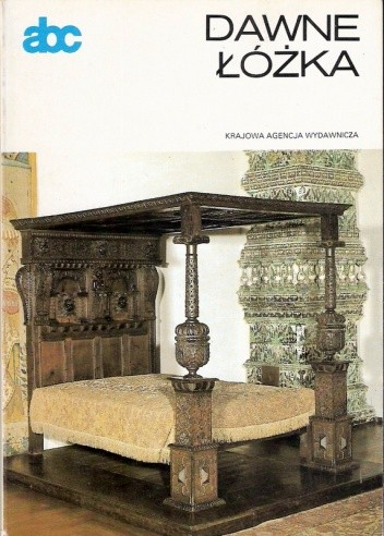 Okładka książki Dawne łóżka